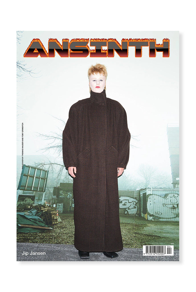 Ansinth Magazine, Issue 4