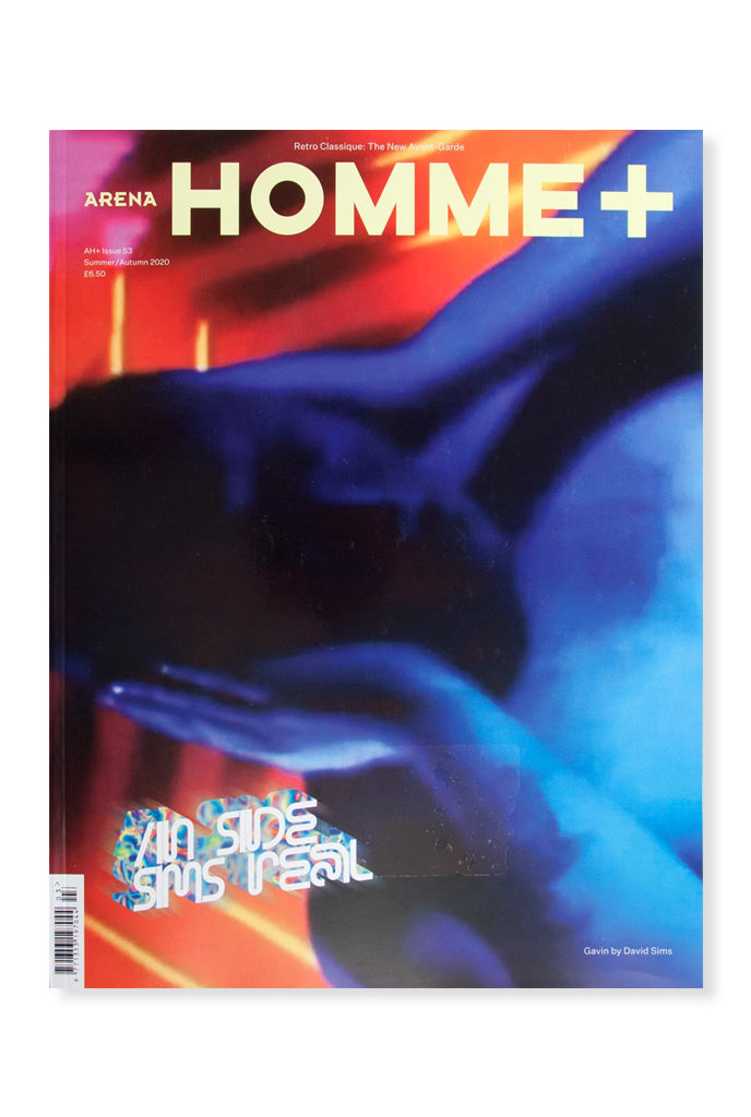 Arena Homme+, Issue 53