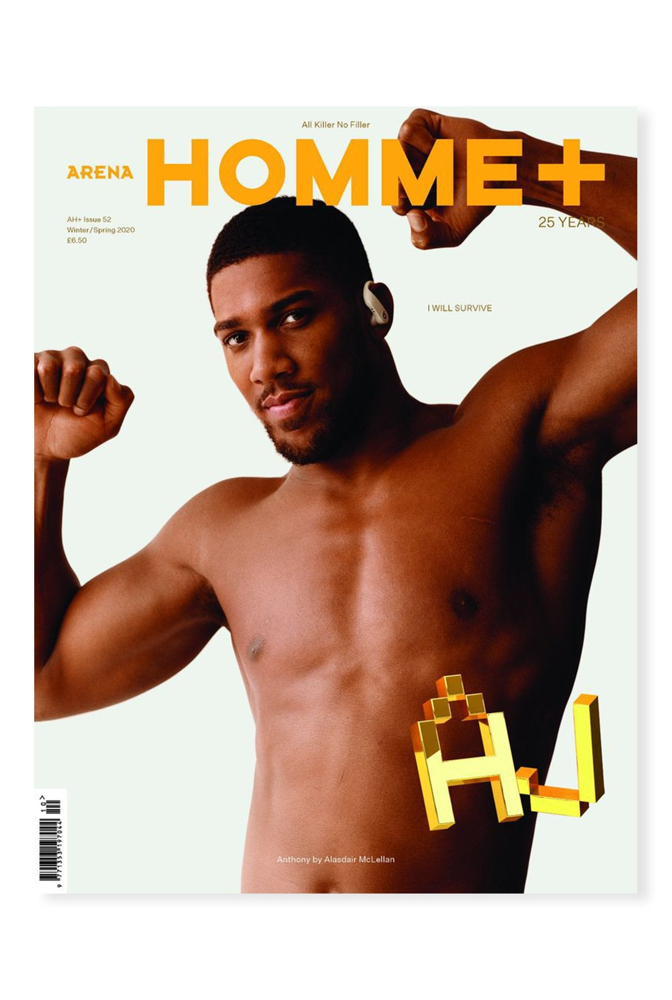 Arena Homme+ 52