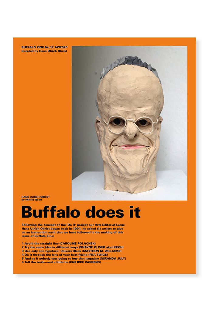 Buffalo Zine, Issue 12