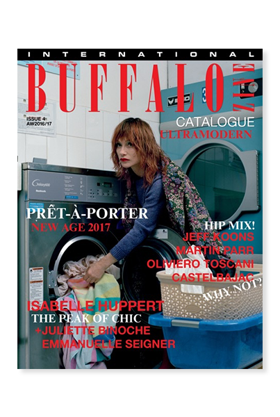 Buffalo Zine, Issue 4 - The Catalogue