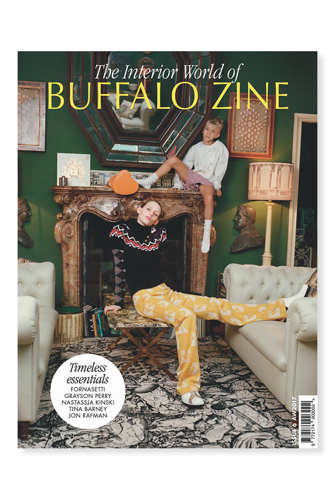 Buffalo Zine, Issue 6