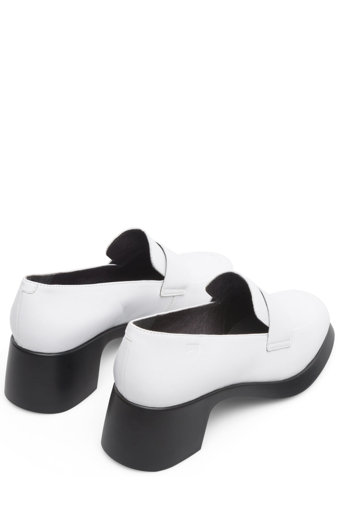 Camper Trisha Loafer, White
