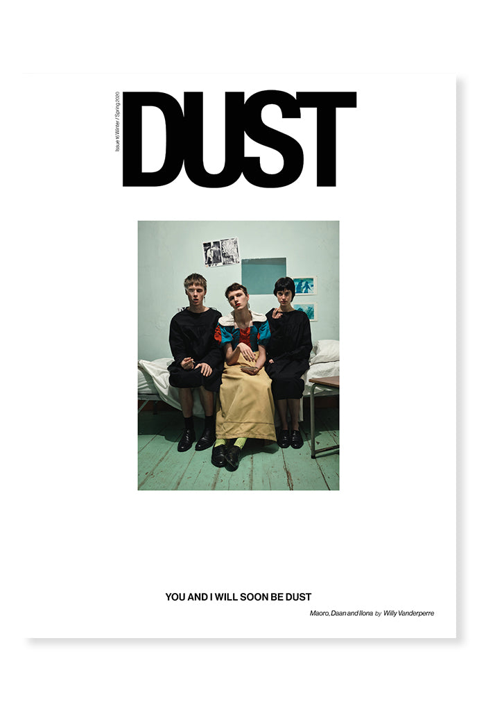 DUST Magazine, Issue 16