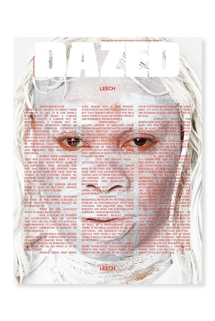 Dazed, Autumn 2020 - Read Up Act Up