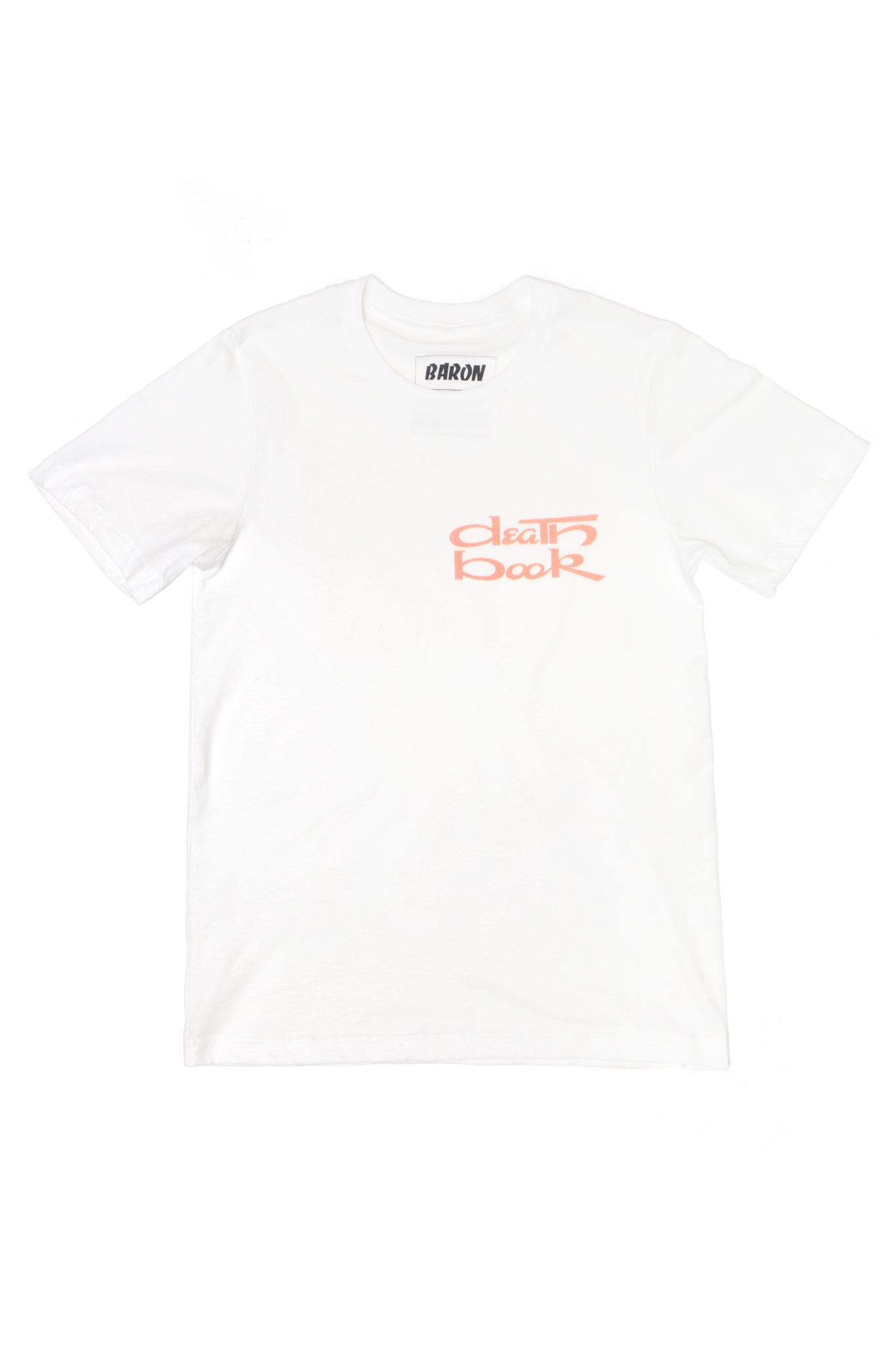 Death Book Logo Tee