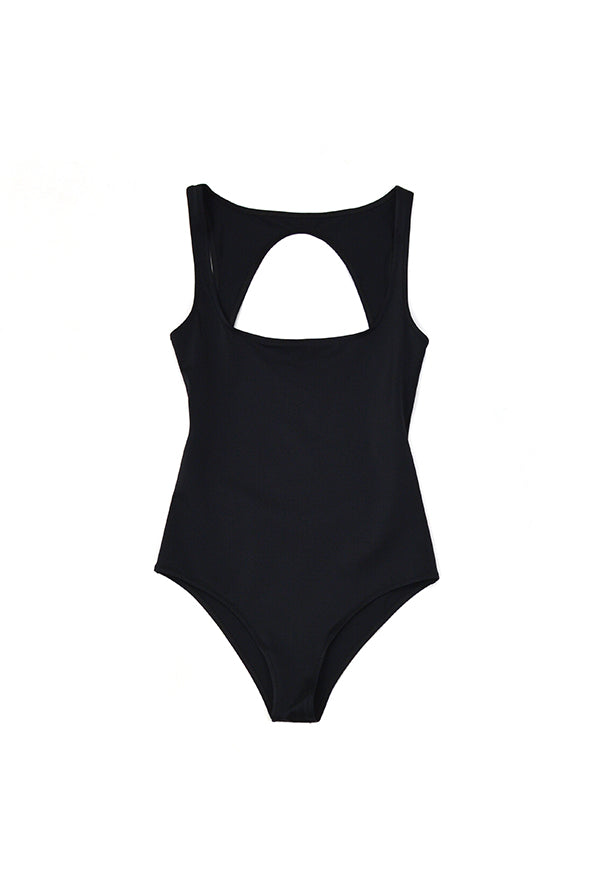 Fantabody Lya Swimsuit, Black