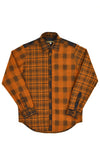 Gauntlett Cheng Double Plaid Shirt
