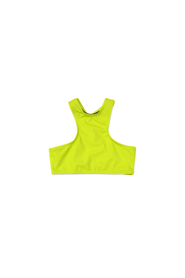 Fantabody Bikini Top, Acid Green - SHOP EXCLUSIVE!