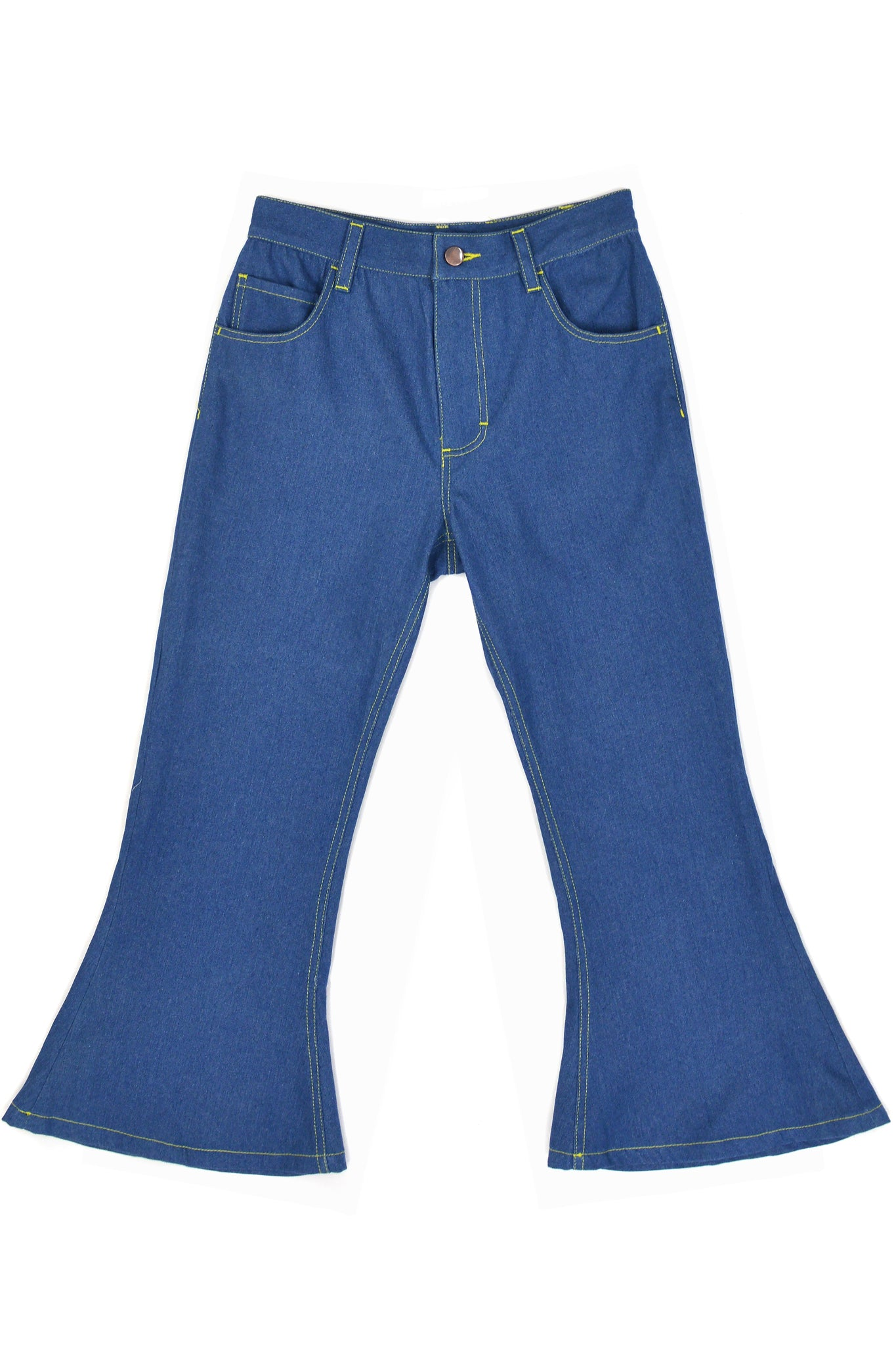 Hardeman Cropped Jeanious Jeans