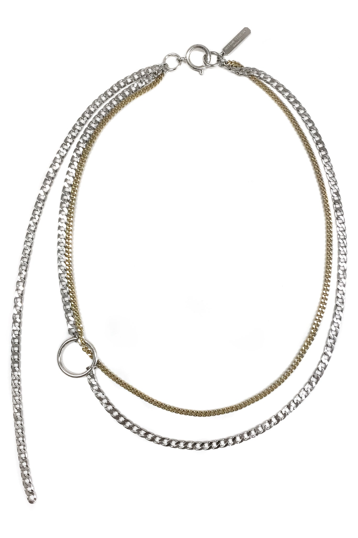Justine Clenquet Jane Necklace