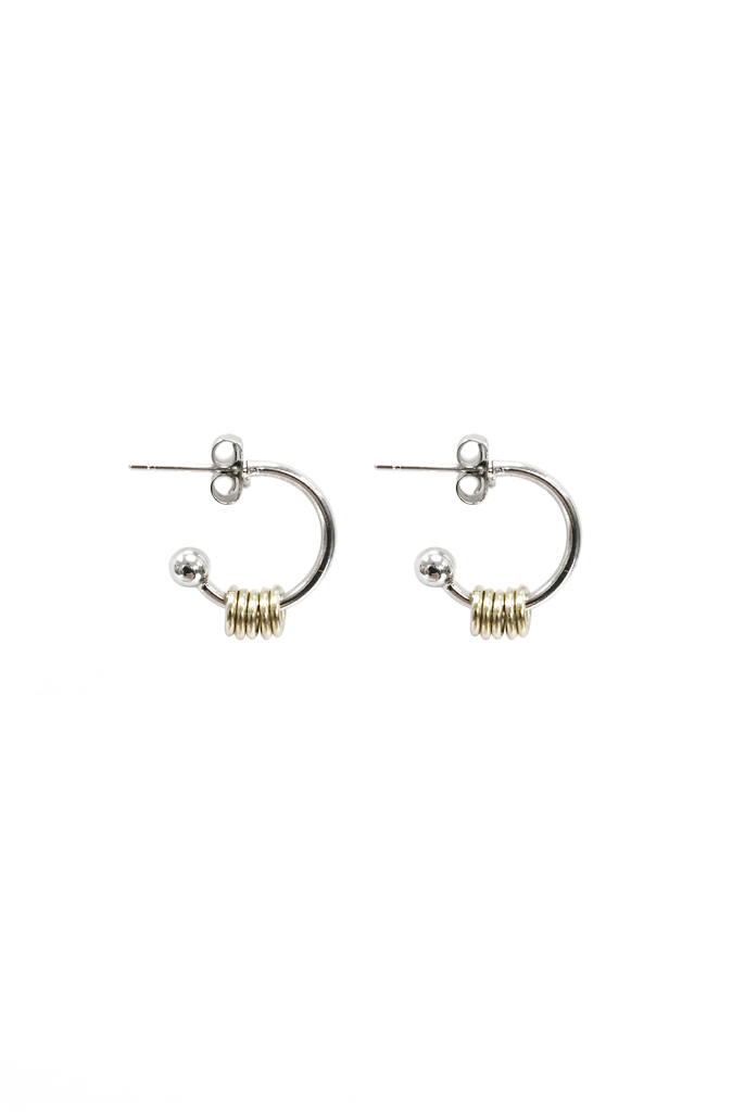 Justine Clenquet Mini Gloria Hoops