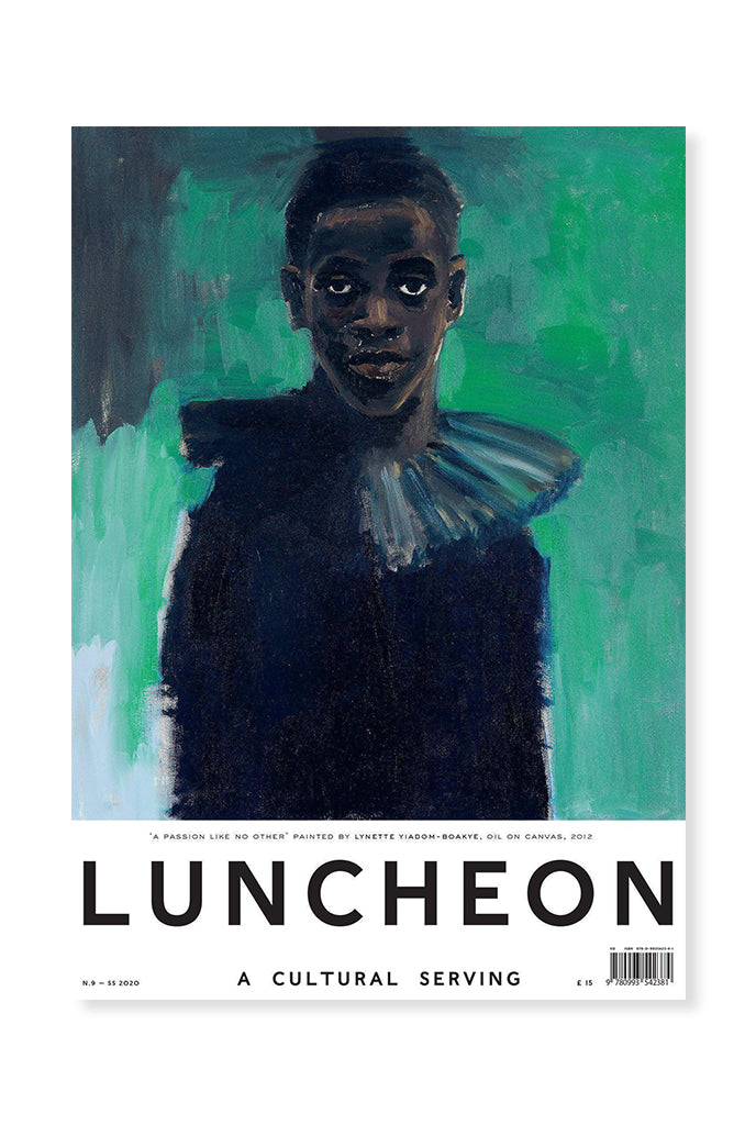 Luncheon Magazine, Issue 9