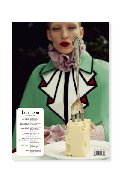 Luncheon Magazine, Issue 2
