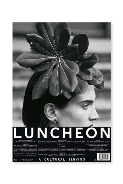 Luncheon Magazine, Issue 3