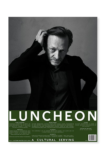 Luncheon Magazine, Issue 4