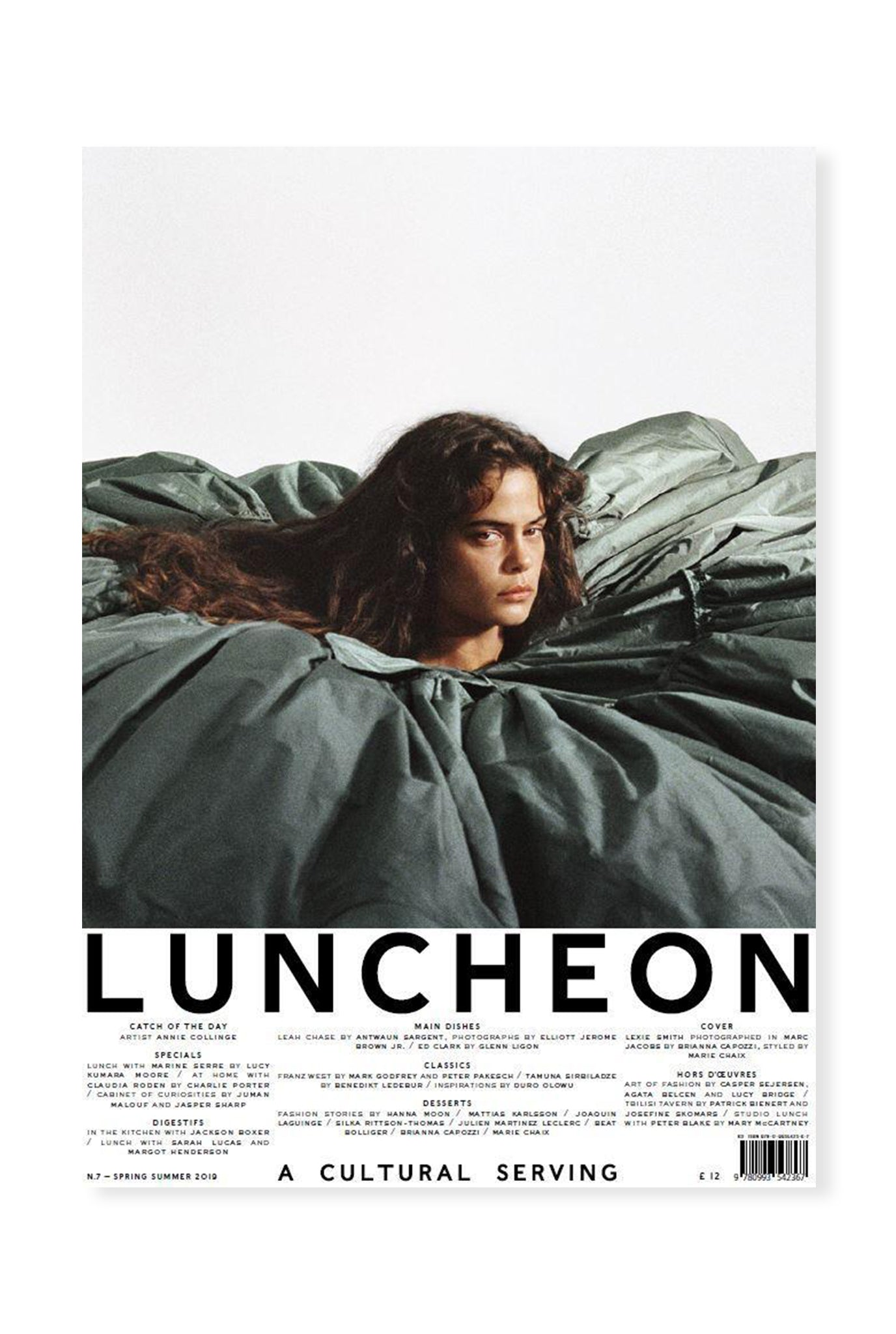 Luncheon Magazine, Issue 7