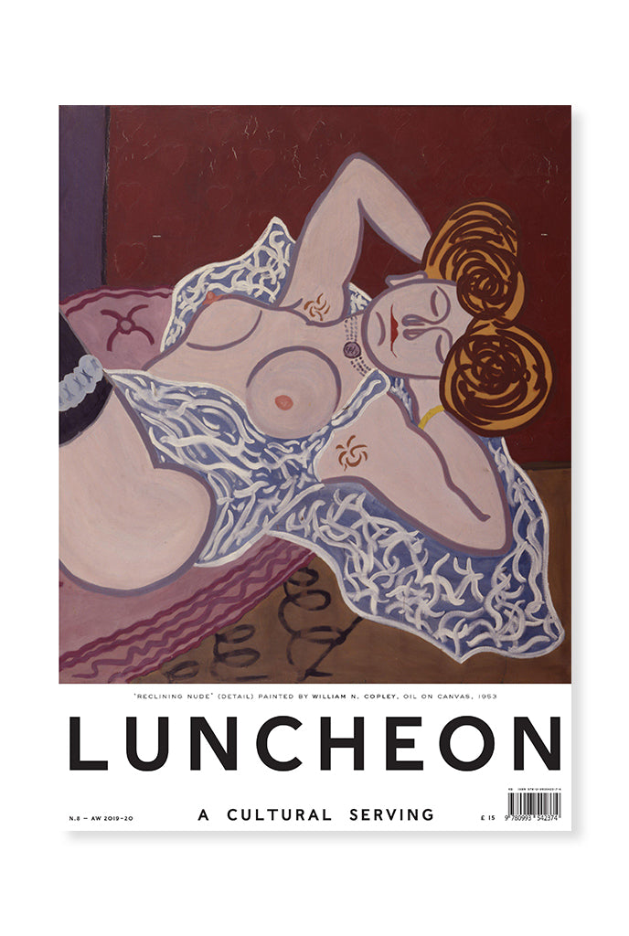 Luncheon Magazine, Issue 8