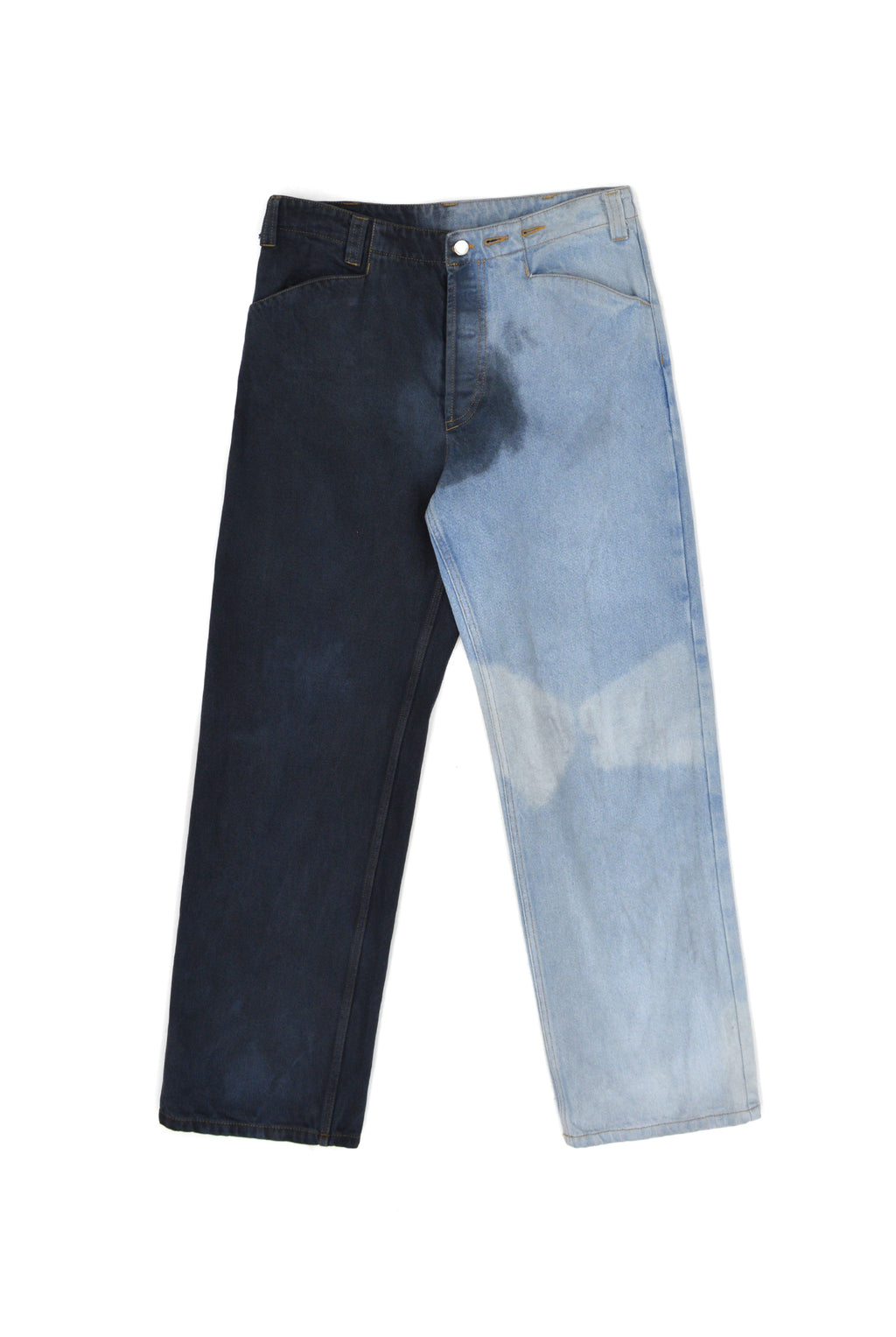 Magliano Twisted Denim Work Pants