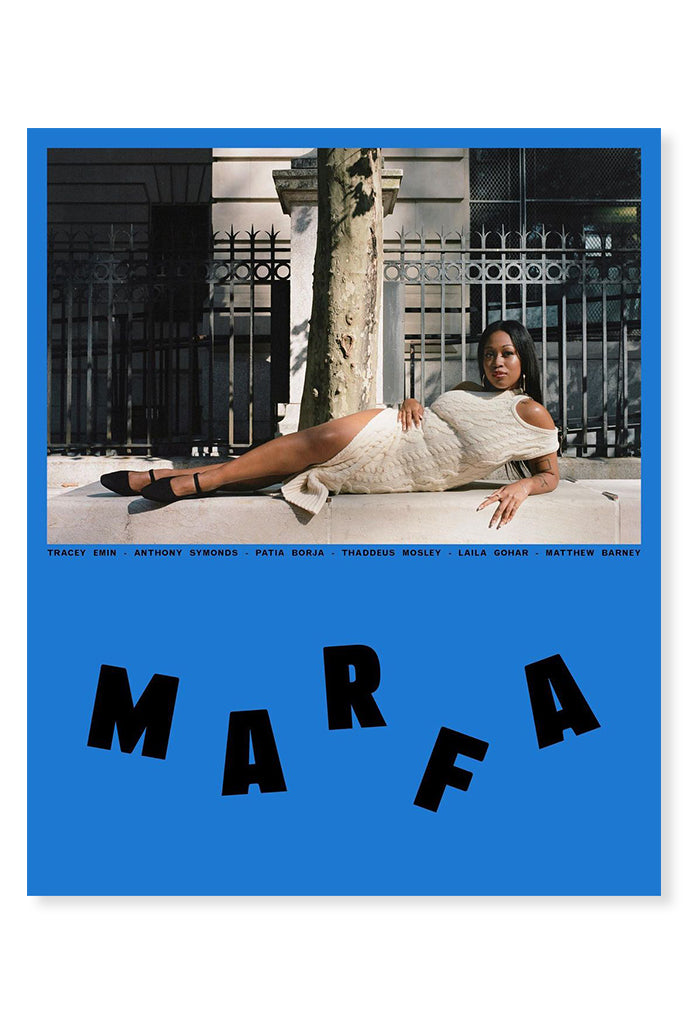 Marfa, Issue 14
