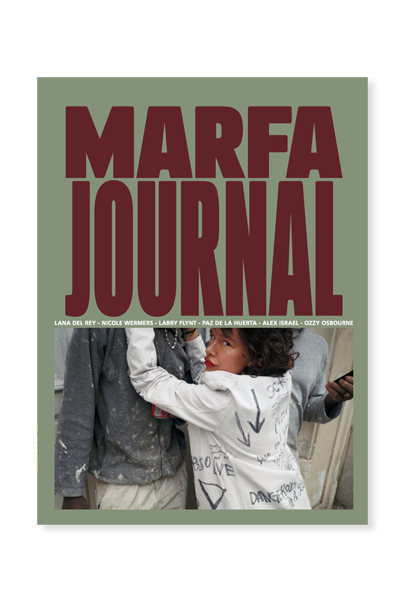 Marfa Journal, #4