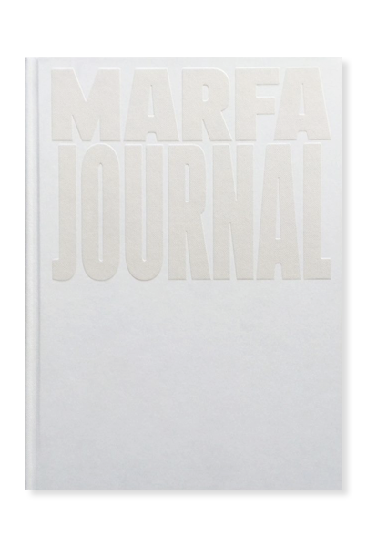Marfa Journal, #7