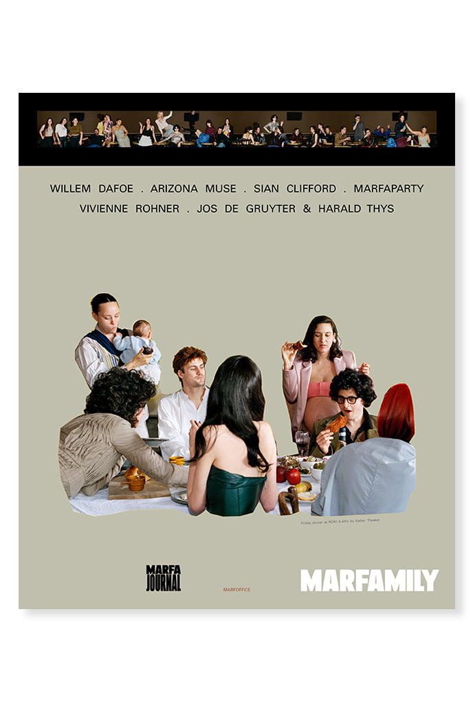 Marfamily, Issue 6