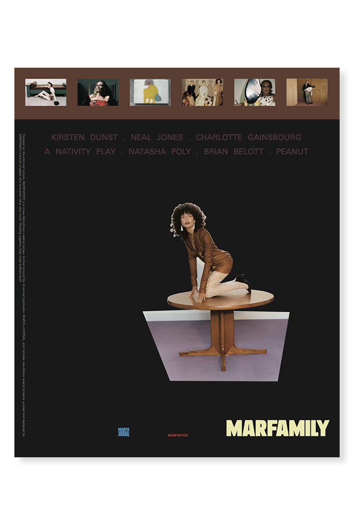 Marfamily, Issue 1