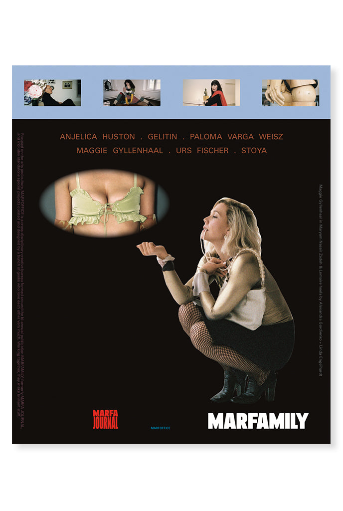 Marfamily, Issue 3