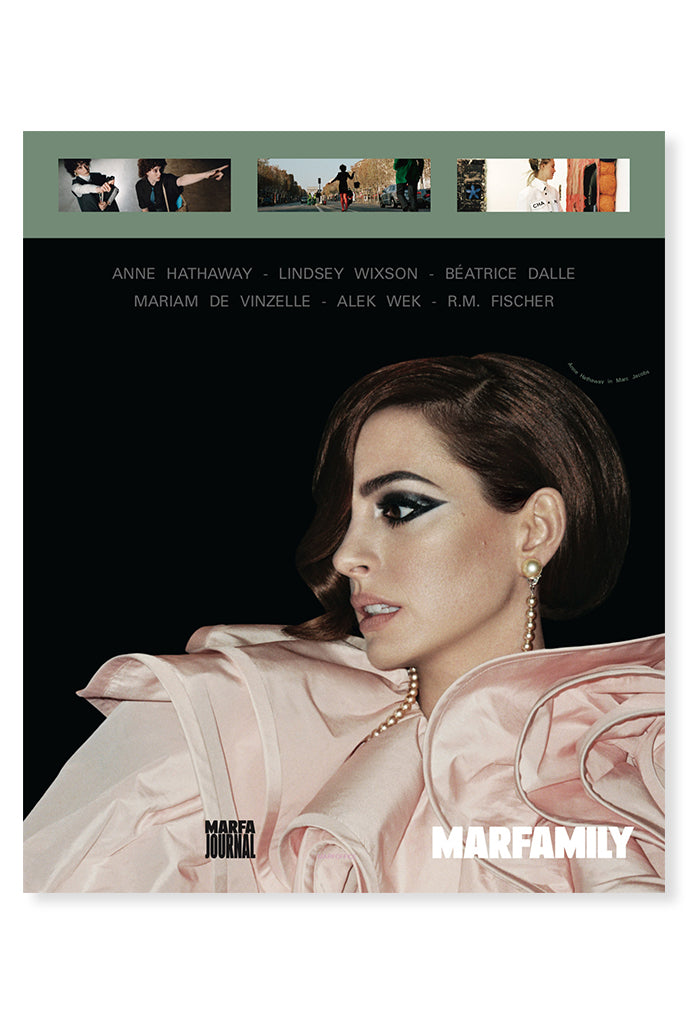 Marfamily, Issue 4