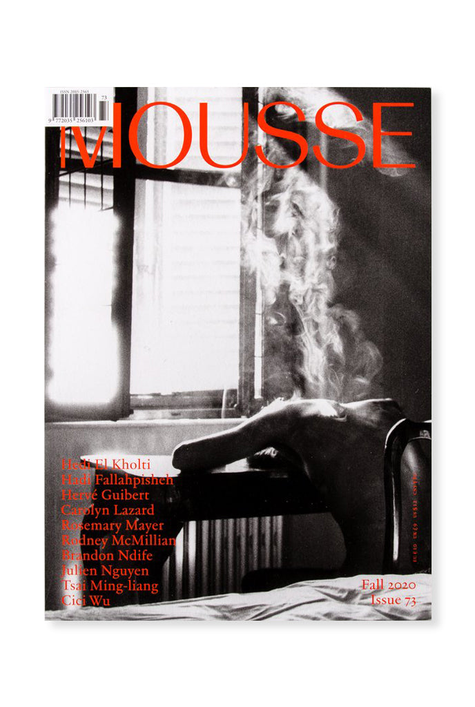 Mousse, Issue 73