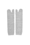 Off-Brand Tabi Socks, Grey