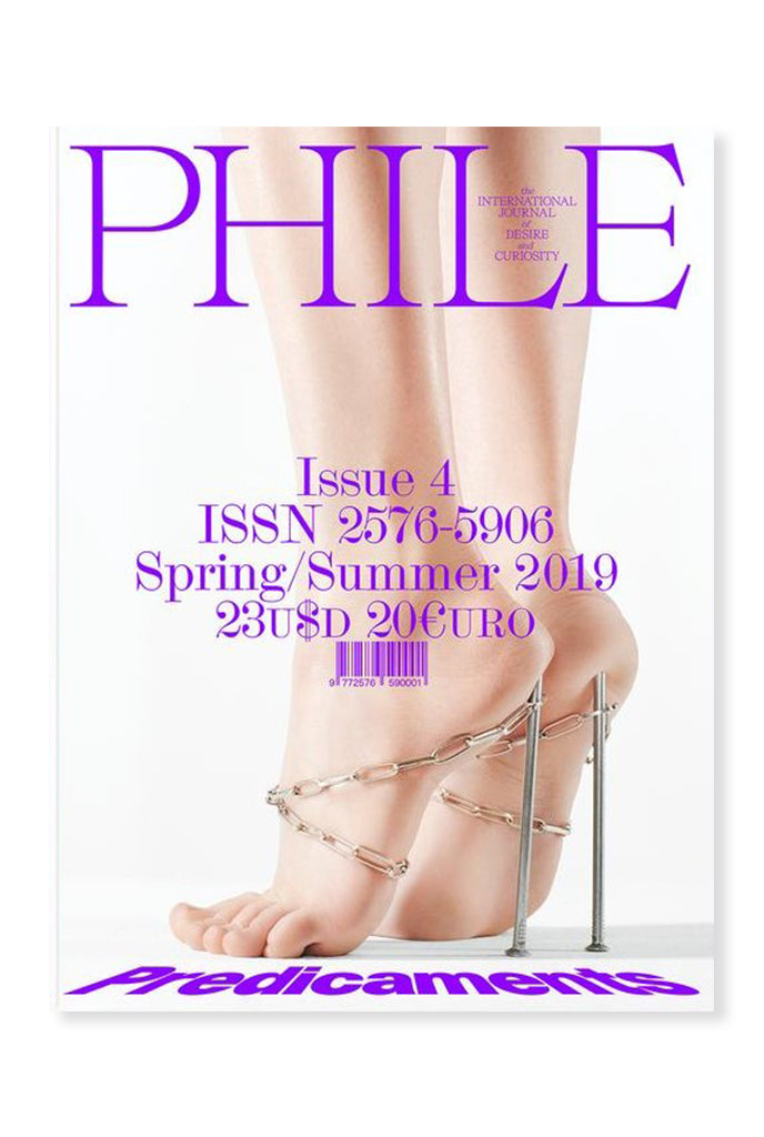 Phile Magazine, Issue 4