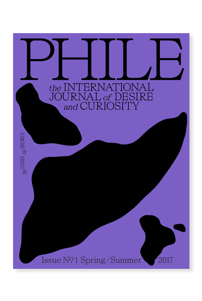 Phile Magazine, Issue 1