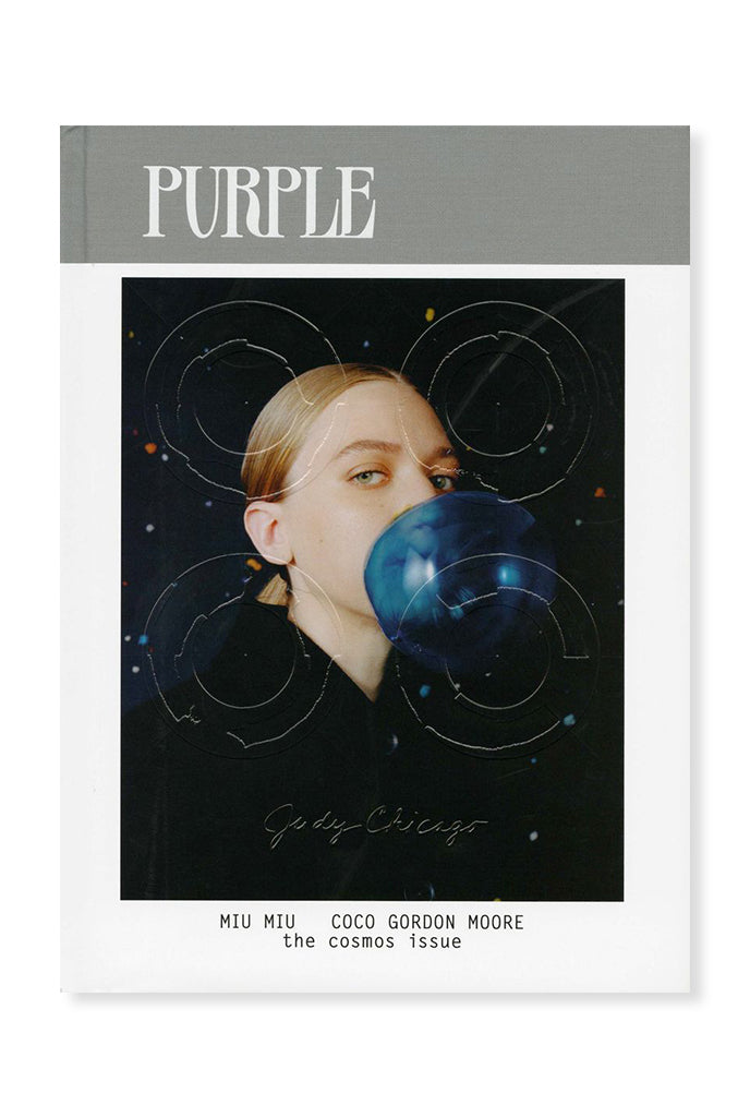 Purple, Issue 32 - The Cosmos