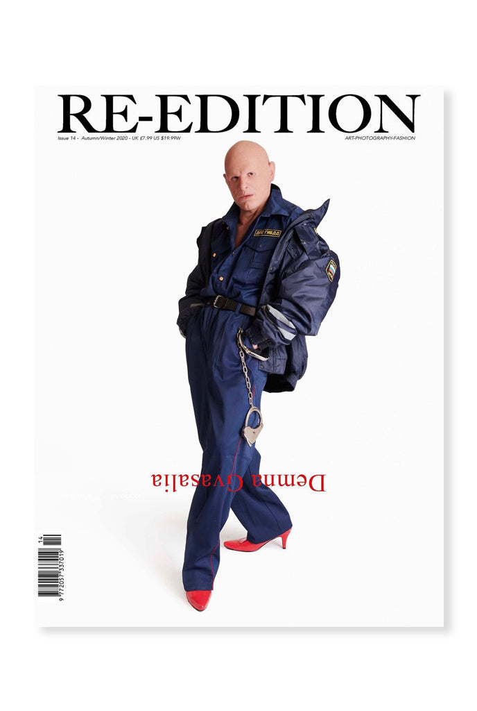 Re-Edition Magazine, Issue 14 (Part 1)