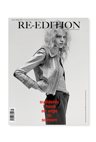 Re-Edition Magaizine, Issue 3