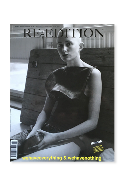 Re-Edition Magazine, Issue 4