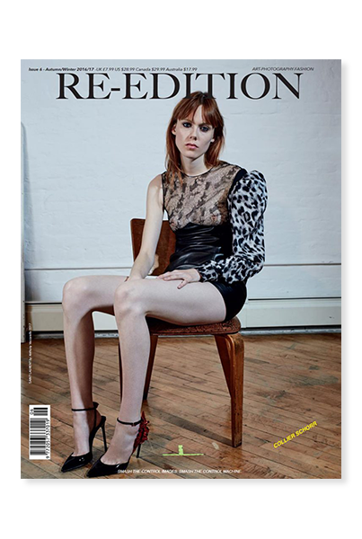 Re-Edition Magazine, Issue 6