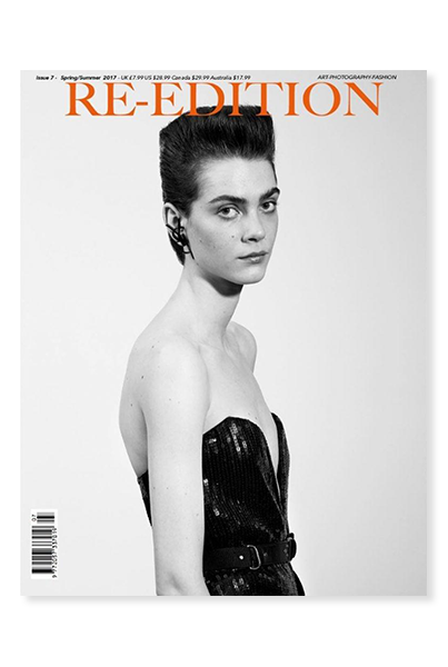 Re-Edition Magazine, Issue 7 - BACK IN STOCK!