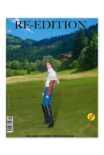 Re-Edition Magazine, Issue 8