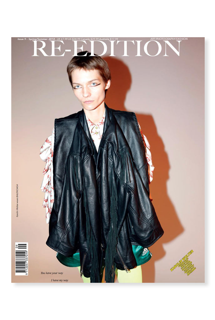 Re-Edition Magazine, Issue 9