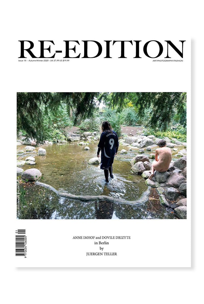 Re-Edition, Special Issue 1 (A/W 20 Part 2)