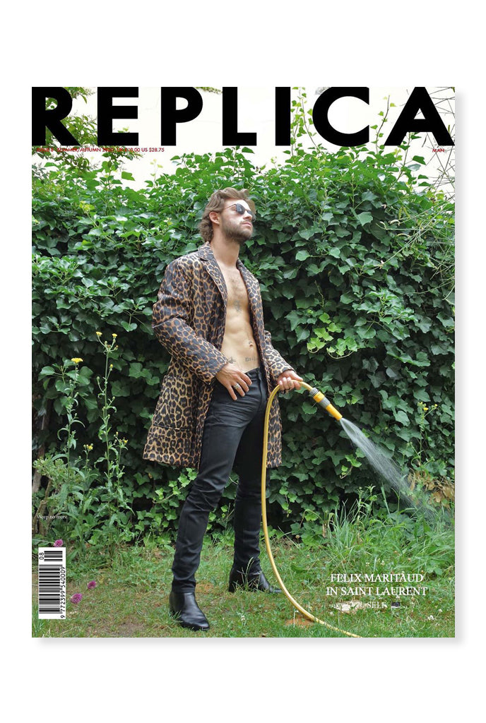 Replica Man, Issue 8