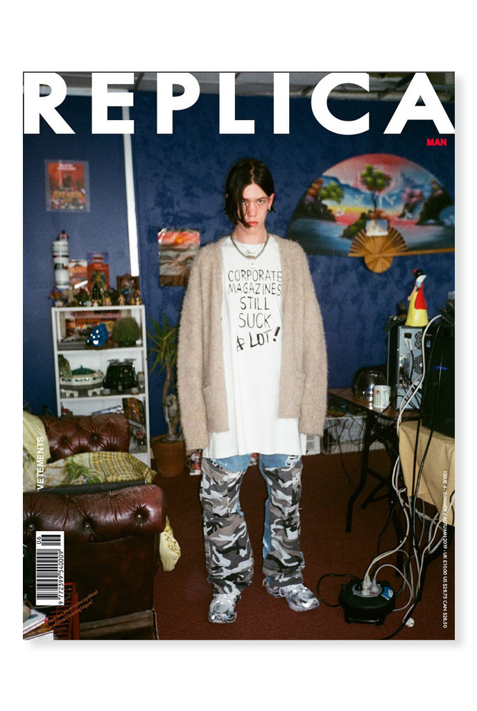 Replica Man, Issue 6