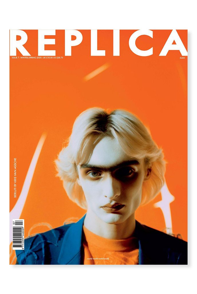 Replica Man, Issue 7