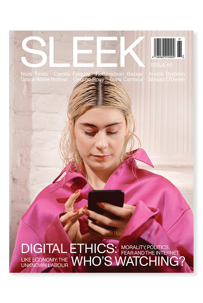 SLEEK Magazine, Issue 61