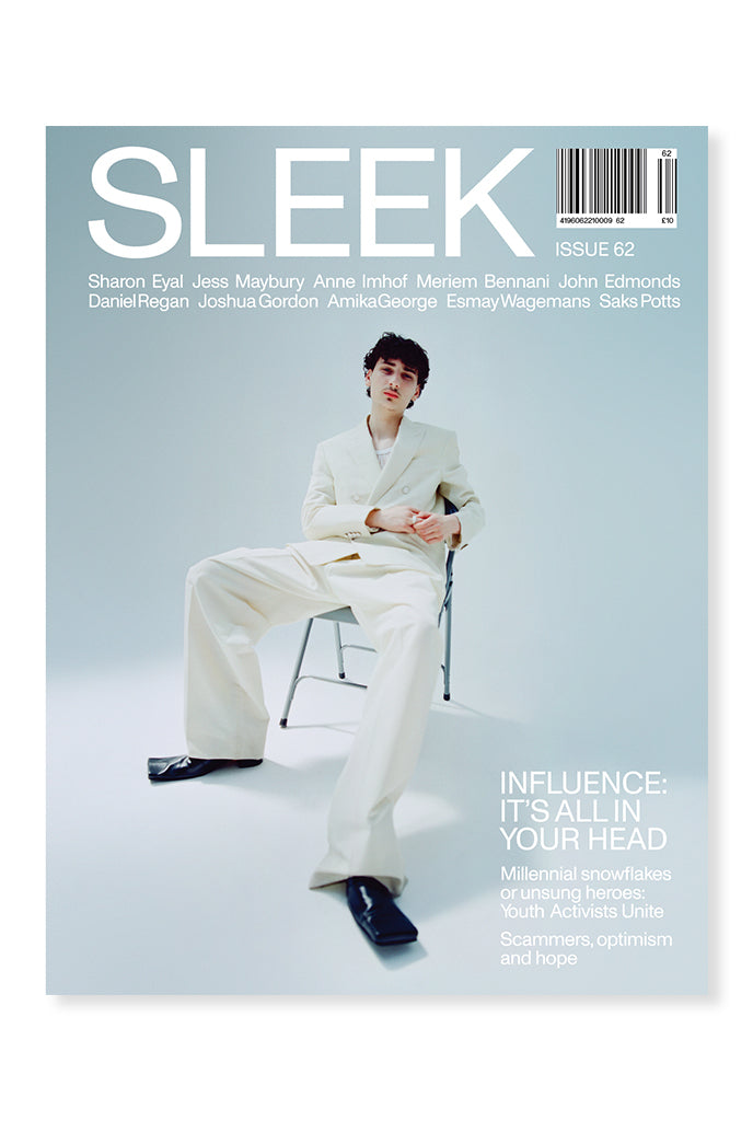 SLEEK Magazine, Issue 62