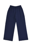 SOOP SOOP Cropped Trouser Sweats, Navy