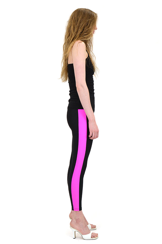 SOOP SOOP Stripe Leggings, Pink